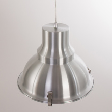 Unique metal pendant light
