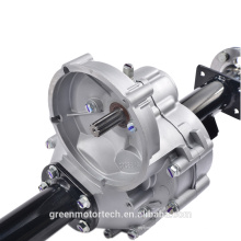 EV-Antrieb hydraulische Antriebsachsen
