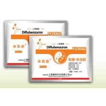 Insecticida Agroquímico Protetivo de Plantas Eficaz Alto Pyridaben & Diflubenzuron