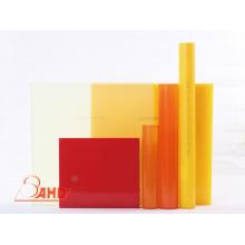 Nature Color Hardness 90 A PU Polyurethane Rod