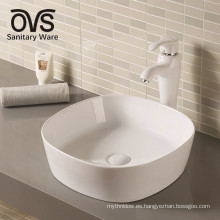 lavabo de lavado de moda del arte del fregadero de la mano médica de alta calidad