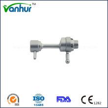 Accessoires de cystescopie urétrale Pont endoscope sans vanne