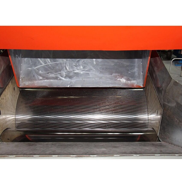 16 Inch Rubber Plastic Automatic Crusher Mill Machine5
