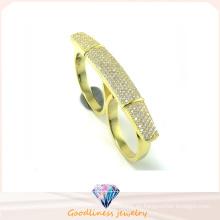 Precio de Foctory y buena calidad Anillo de plata de la perla 925 (R10333)