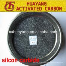 HY-SIO2 carbure de silicium de haute pureté (SIC) 97% carbure de silicium - Fabrication en usine directe