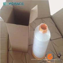 Ecograce Industria Química Hilo de coser de PTFE resistente a ácidos fuertes