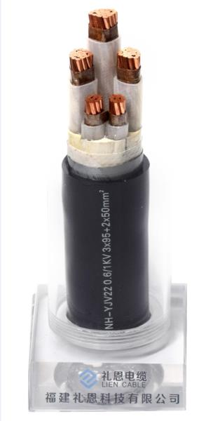 fire resistant electrical power cables