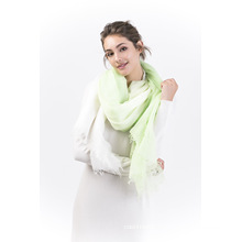 Brcwg-100% Cashmere DIP-Dying Ladies Scarf
