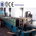 Guardia ferroviario carretera barandilla rodillo que forma la fabricación de la máquina