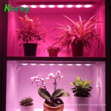 Cultivar mejor y hermosas orquídeas espectro completo planta impermeable LED crecer barra ligera