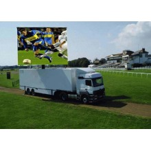 Europe style for Truck Led Screen High Brightness Truck Advertising Video Wall Display Screen export to United States Wholesale