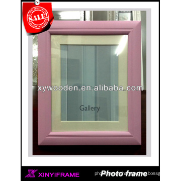 cute wooden photo frame for sales promotion