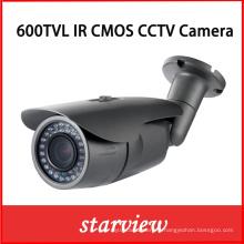 600tvl IR à l'extérieur de l'objectif fixe Bullet CCTV Security Camera (W14)