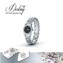 Schicksal Schmuck Kristall von Swarovski Luxx Watch