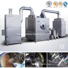 Hoch effiziente Tablettenfolie Beschichtungsmaschine Tablettenbeschichter