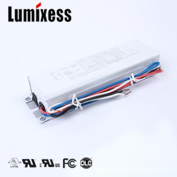 Fickering-free 650mA 25W tubo de corrente constante 0-10v escurecimento led driver