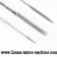 Profesional de acero inoxidable y vende mejor aguja de tatuaje