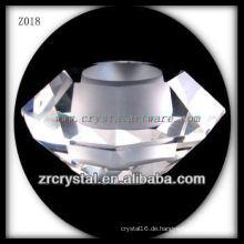 Populärer Kerzenhalter aus Kristall