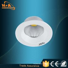 5W adaptent la lumière vers le bas vers le bas LED allumant le blanc Ce RoHS