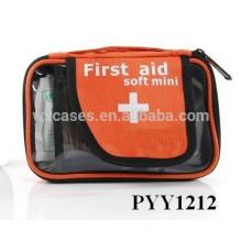 venta caliente! bolso durable de primeros auxilios con diferentes colores