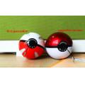 Upgrated Versión Pokemon Portable Magic Ball 10000mAh Power Bank Cargador Iluminación LED