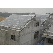Colector solar de cerámica para Villa