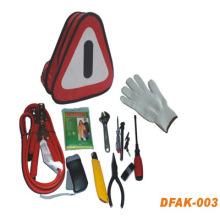 Kit de herramientas auto para el borde de emergencia de la carretera (DFAK-003)