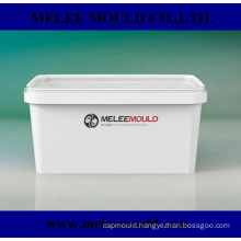 Different Volume Container Plastic Cheese Bucket Mould
