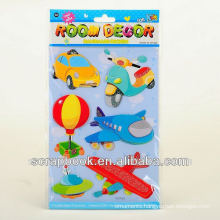 DIY cute children cartoon room decor stickers