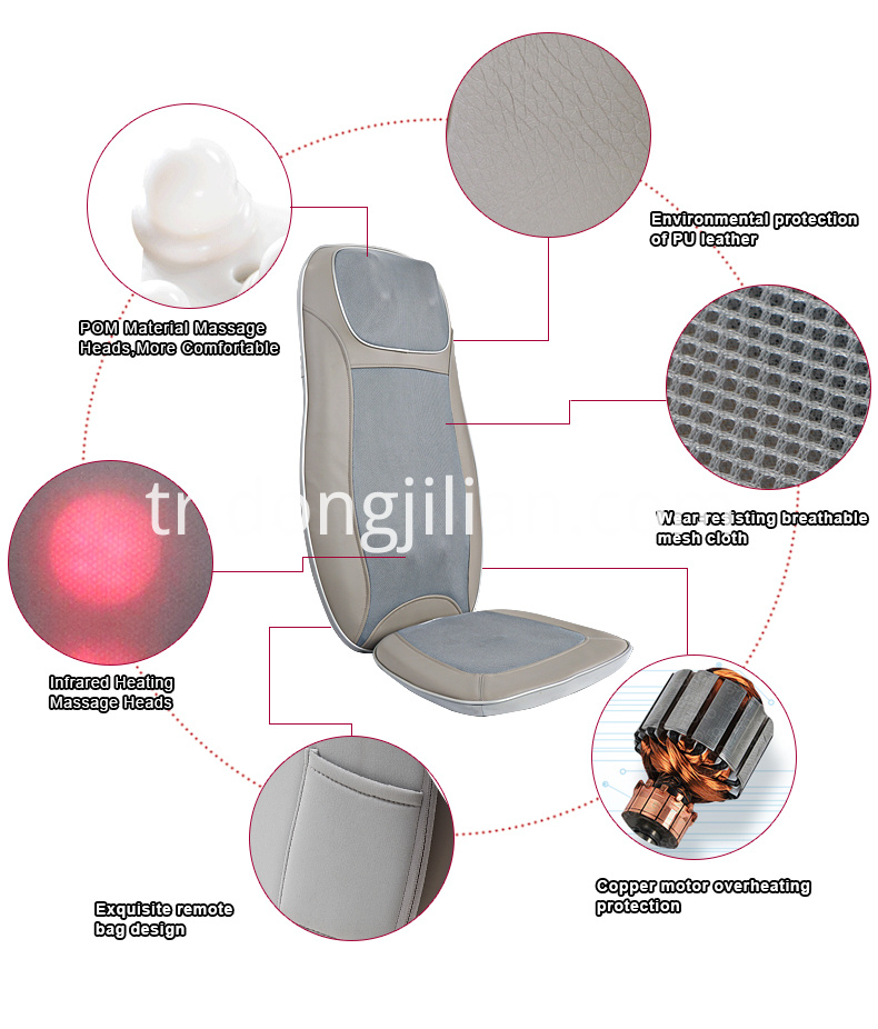 Rolling And Massage Cushion