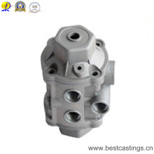 Moulage en aluminium de moulage mécanique sous pression de haute qualité