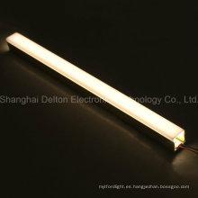 DC12V 9.6W barra ligera del LED para la iluminación del gabinete y de la tienda