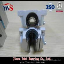 Unidad de diapositiva lineal de aluminio TBR16uu