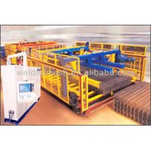 big welded wire mesh machine