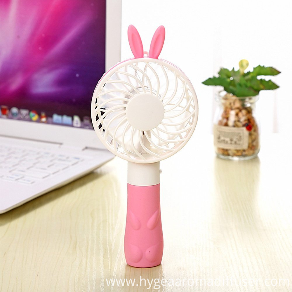 rabbit mini usb fan