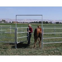 Paneles de ganado usados soldados galvanizados (con ISO9001 y SGS)