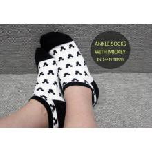Женские носки для лодыжки -7