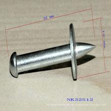 Red Hit Nails, Kugelkopfnägel, Explosive Powder Nail Gun