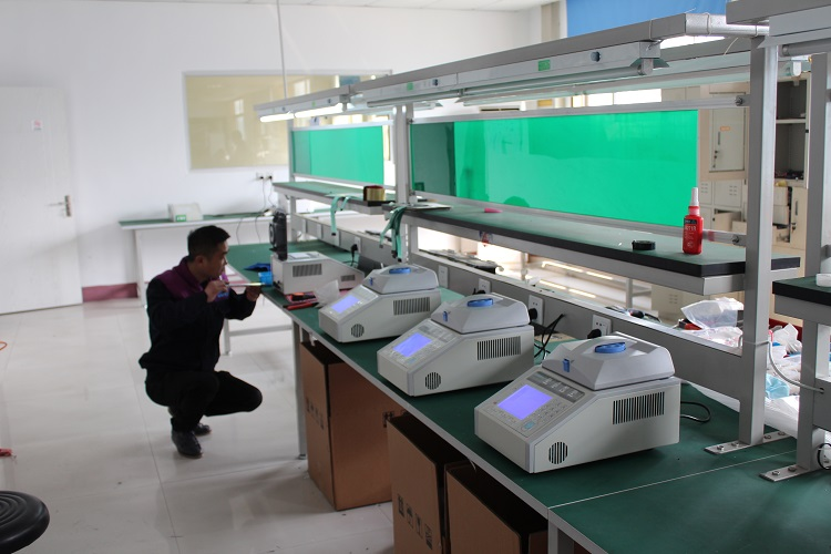 gradient thermocycler factory