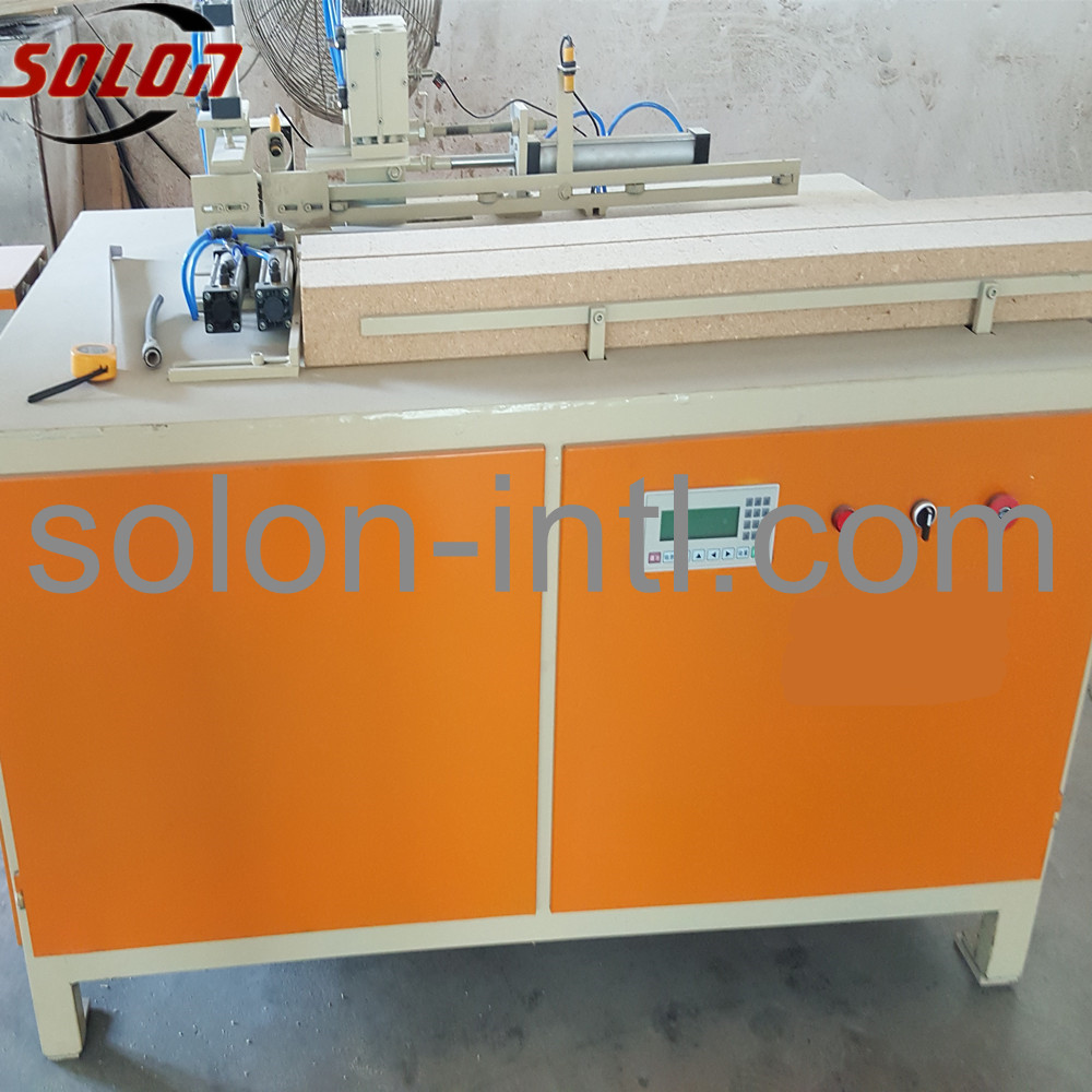 Sawdust block make wood pallet machine