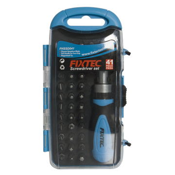 FIXTEC hand tools 41pcs  screwdriver set