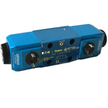 Válvula de controle direcional solenóide hidráulico série DG4V da Eaton vickers DG4V-5-2AJ-MU-H6-20