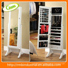 Dressing mirror/Jewelry armoire