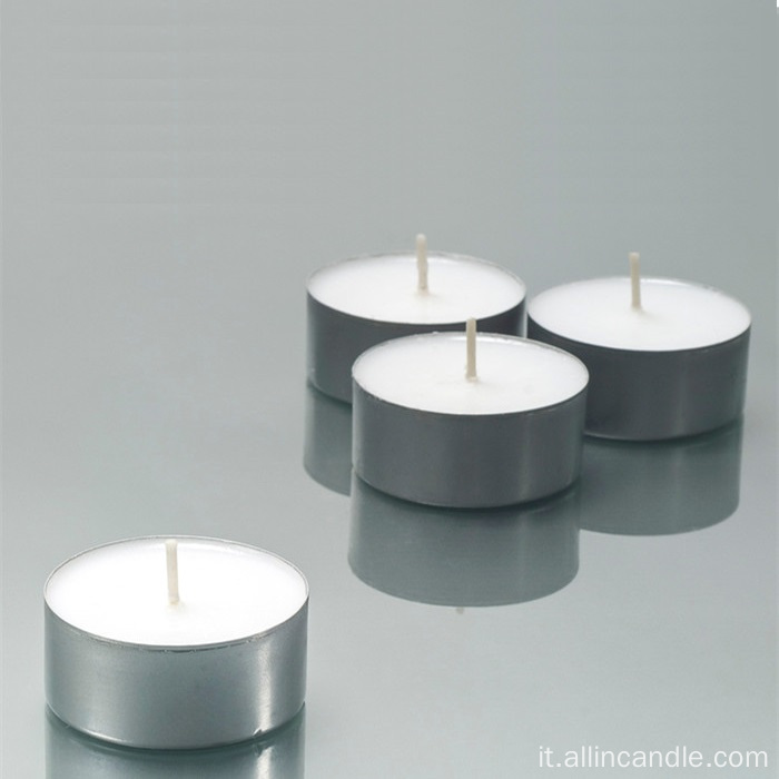 Diwail diya design mini piccola candela tealight