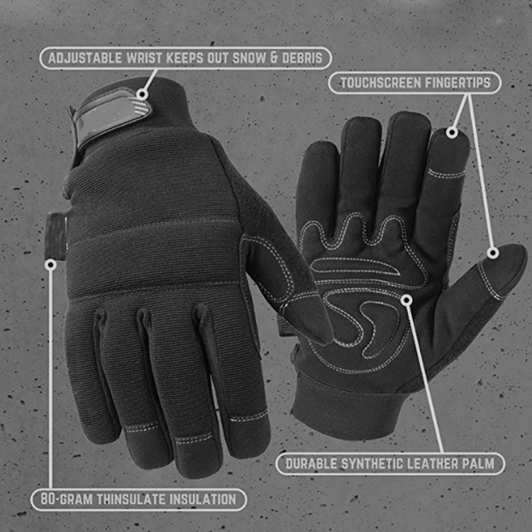 Caisi Insulation Gloves