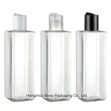 Quadratische Haustier-Flasche 250ml Haustier-Flasche-freie Flasche