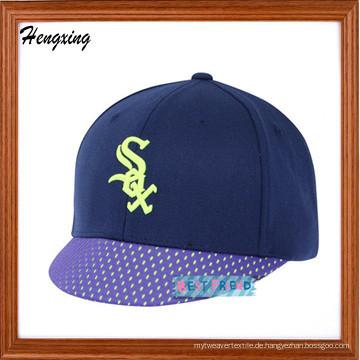 Heiße Art-kurze Rand-Baseballmütze-Kurzschluss-Rand-Boll-Hüte