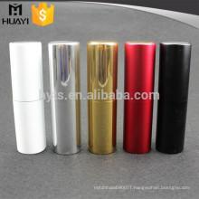 hot sale luxury twist refillable perfume atomizer