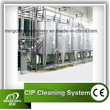 Système CIP automatique pour la transformation des aliments