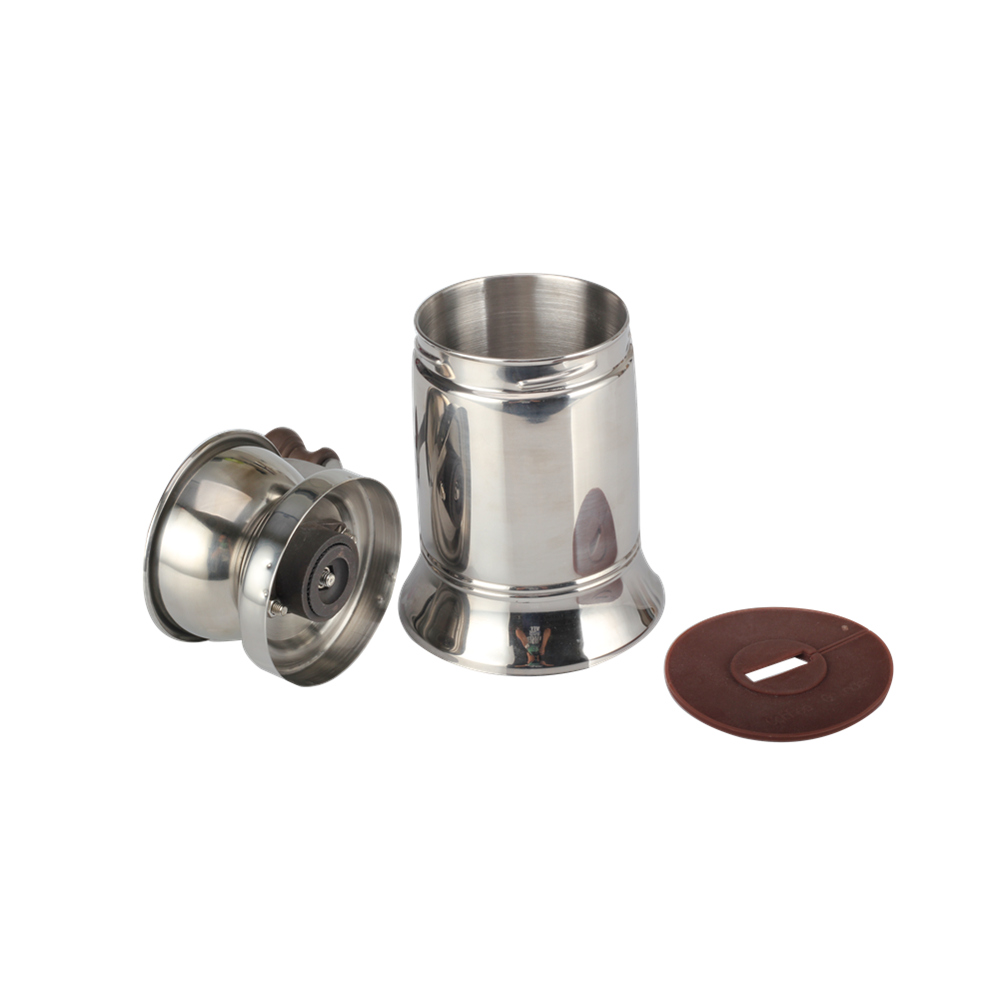 Removable Manual Stainless Steel Coffee Grinder